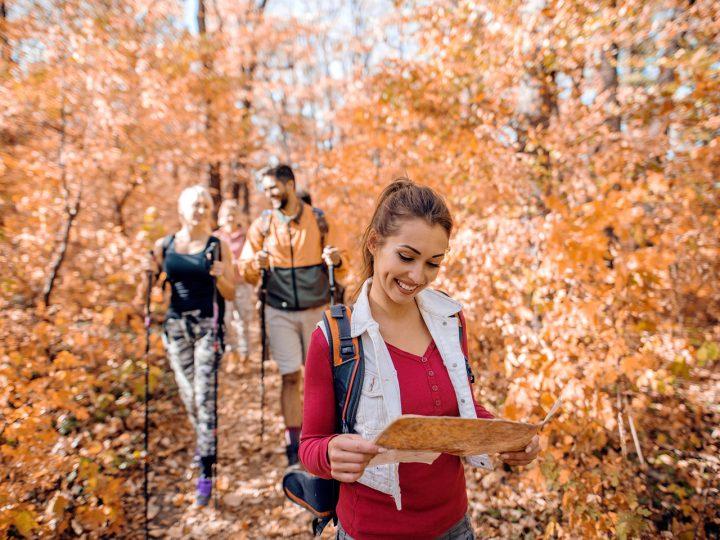 Jesenné prechádzky prírodou dokážu divy. Aké?