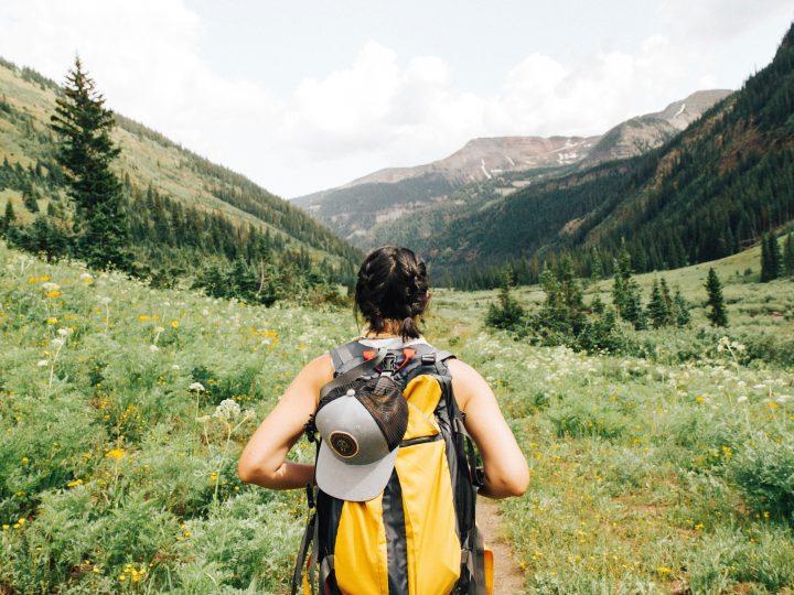 Už aj jednoduchá turistika dokáže ulahodiť nielen telu, ale hlavne zanedbávanej duši